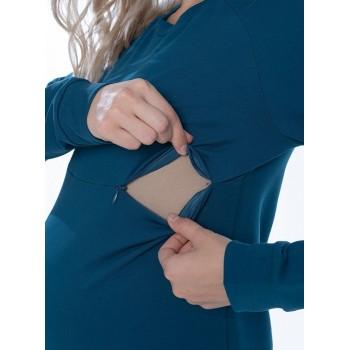 Свитшот для беременных и кормящих 44