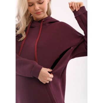 Утепленный костюм для беременных и кормящих р.44