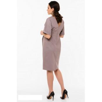 Платье для беременных и кормящих р. 46