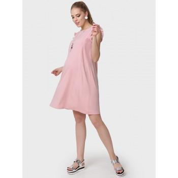 Платье для беременных и кормящих р.48