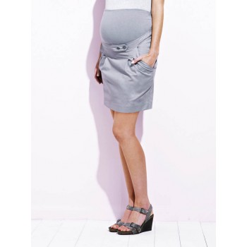 Юбка для беременных  р.42