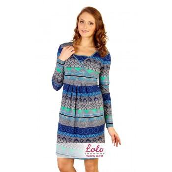 Платье для беременных и кормящих р.42\44 и 50/52
